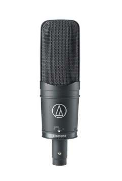 AT4040ST  Studio Mic+Mount  Fig8/Cardioid  Stereo Condenser