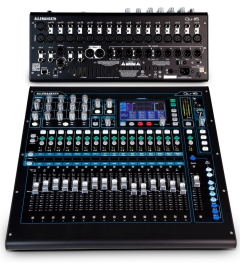 A&H  QU16 Digital Mixer  Rack Mount