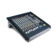 "WZ4122 19"" Rack Mixer  8 Mono+2 Stereo  6 Aux  2+1 Out"