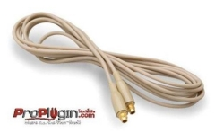 Jansen Mic Replacement Cable  BEIGE