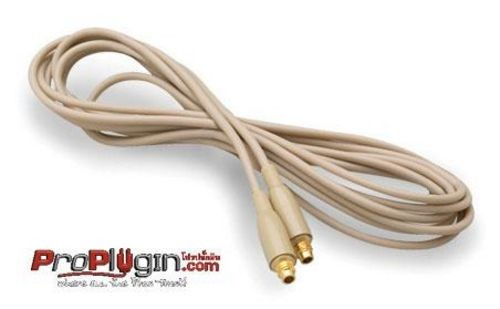 Jansen Mic Replacement Cable  BROWN