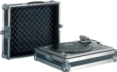 Proel  DJ Case  Turntable Case for 1 x SL1200