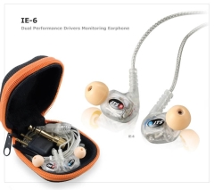 JTS  Earphones  Dual Driver  In Ear