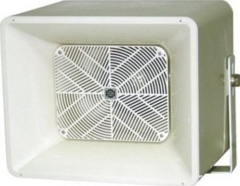 "SHOW  Outdoor Speaker 5""  30W  SQUARE WHITE"
