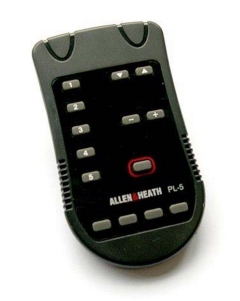 A&H  Digital System Remote Wall Plate Hand Remote