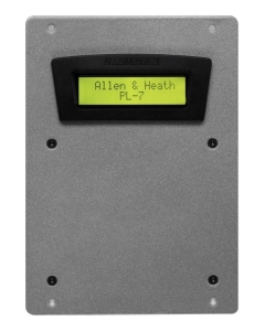 A&H  Digital System Remote Display Panel  LCD