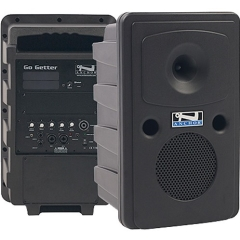 Anchor  Go Getter Compact Sound System w Bluetooth