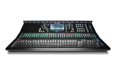 SQ7 48Ch Digital Mixer, 96kHz, 35 In  19 Out, 8FX