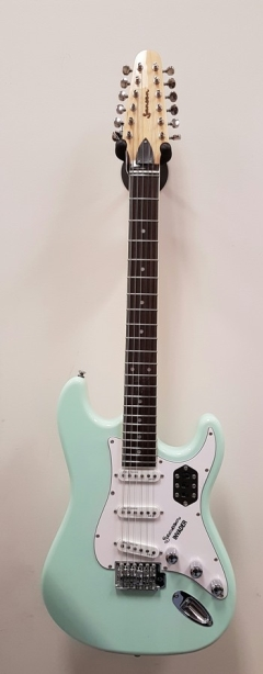 JANSEN  Invader12  Electric Guitar Sea Foam Green