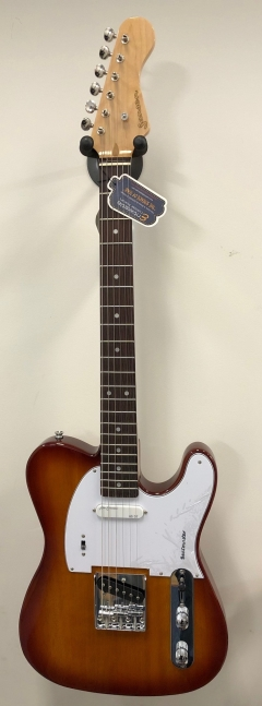 JANSEN  Beatmaster Electric Guitar Honey Burst