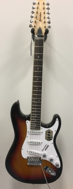 JANSEN  Invader12  Electric 3 Tone Sunburst