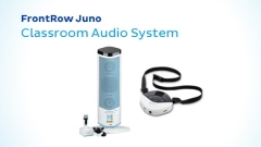 AUDIOropa Frontrow Juno Soundfield system
