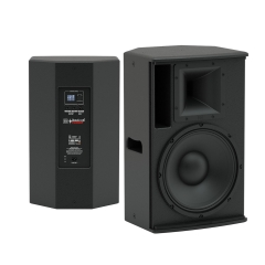 "Martin Blackline Powered  X12  1 x 12"" + 1"" hf"