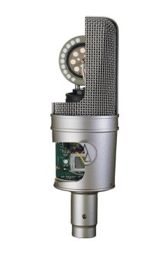 AT4047SV  Studio Mic+Mount  Side Address  Condenser Cardioid