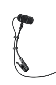 ATM350CW Clip On Instrument Mic Condenser Cardioid