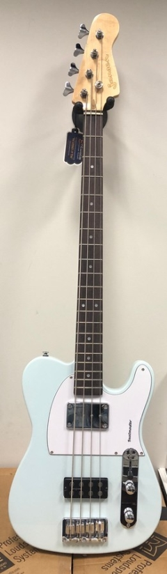 JANSEN  Beatmaster Bass Guitar  Daphne Blue