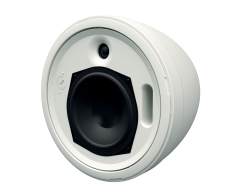 "Martin Compact Two Way 5.25"" Pendant Loudspeaker WHITE"