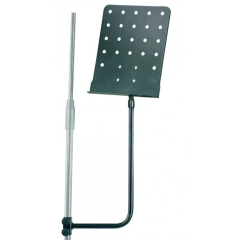 Proel Additional perforated music stand for microphone stand